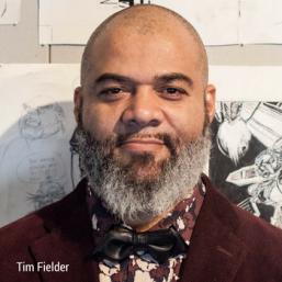 Tim Fielder-author